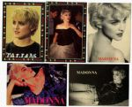 TRUE BLUE / PAPA DON'T PREACH - 5x  POSTCARD SET